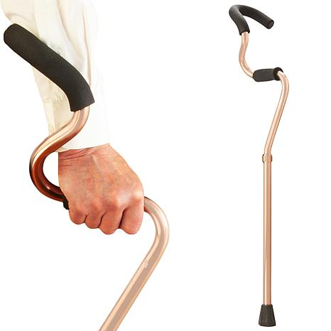 StrongArm Adjustable Lightweight Comfort Cane