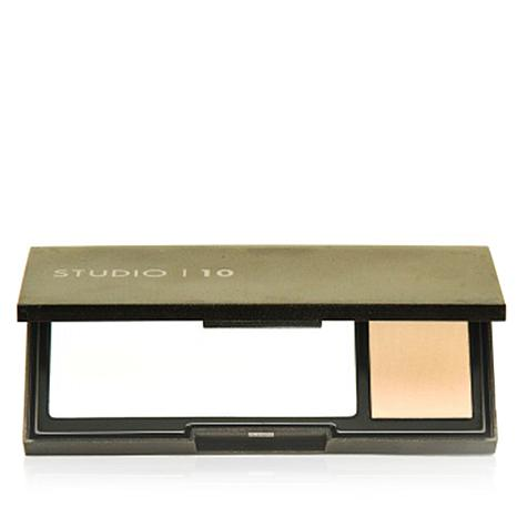 Studio 10 Prime & Perfect Refining Powder Compact