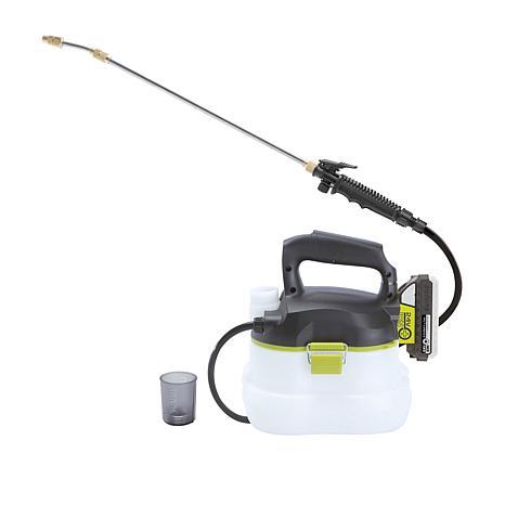 Sun Joe 1-Gallon 24-Volt 1.3Ah Garden Sprayer
