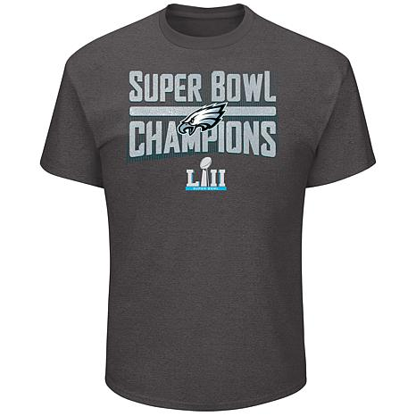 Super Bowl LII Champions Men's Sudden Impact Short-Sleeve Tee