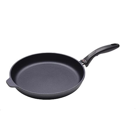 swiss diamond induction ready nonstick 11 frying pan 7467730 hsn. Black Bedroom Furniture Sets. Home Design Ideas