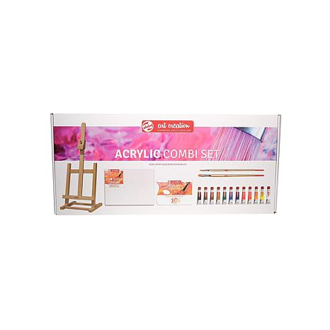 Talens Creation Acrylic Set of 12 Combination Set