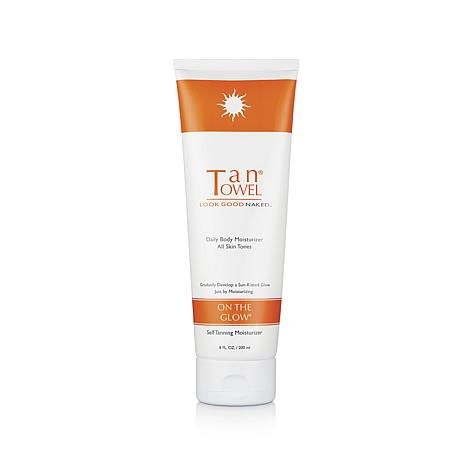 TanTowel® On The Glow 8 oz. Moisturizer