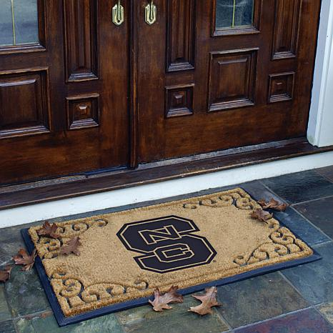 Team Door Mat - North Carolina State - College