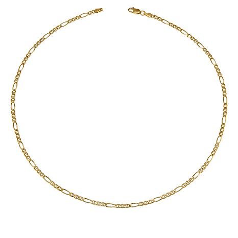 """Technibond® 18"""" """"Figarucci"""" Chain Necklace"""