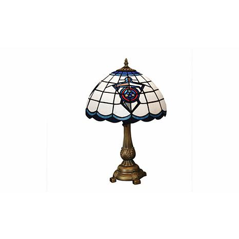 Tennessee Titans Tiffany Style Table Lamp