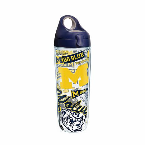 Tervis NCAA All-Over 24 oz. Water Bottle - Michigan