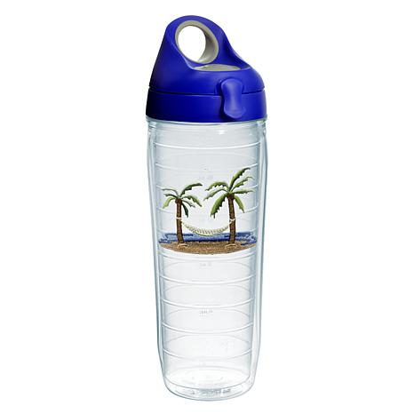 Tervis Palm and Hammock 24 oz. Water Bottle with Lid