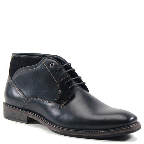 Testosterone Mens Down with IT Lace Up Oxford Shoe