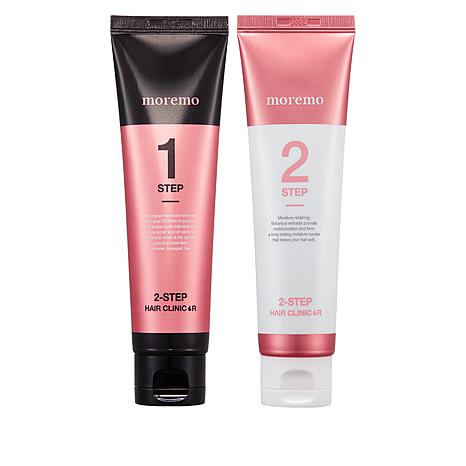 The Beauty Spy 2-piece Moremo Hair Clinic Set