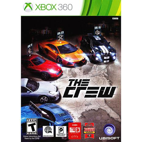 The Crew Launch Edition - Xbox 360