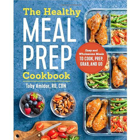 """The Healthy Meal Prep Cookbook"" Cookbook"