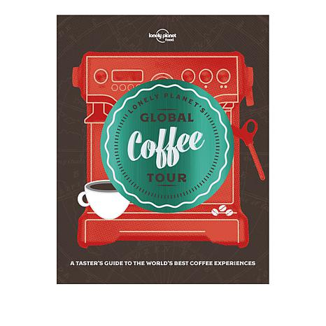 The Lonely Planet's Coffee Tour Book