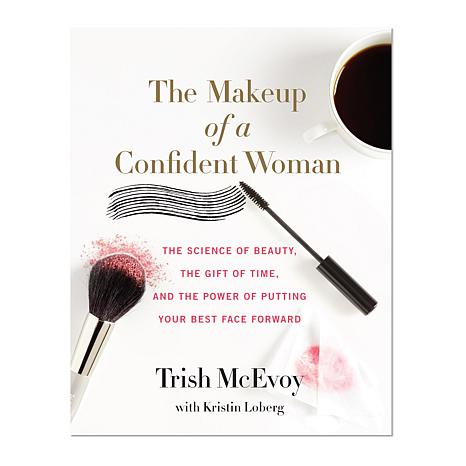 """The Makeup of a Confident Woman"" Book by Trish McEvoy"