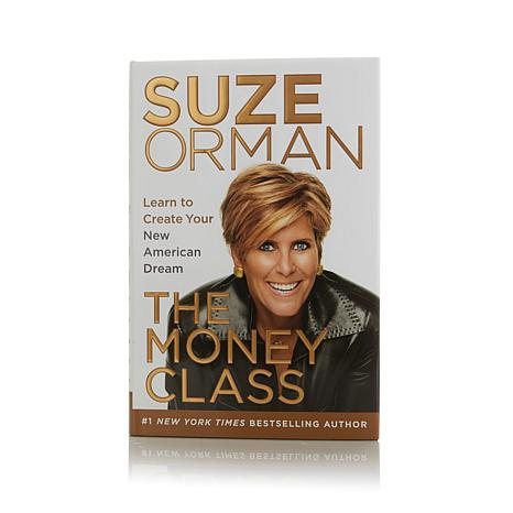 Printables Suze Orman Worksheets suze ormans protection portfolio gold edition 8234471 hsn the money class american dream book by orman