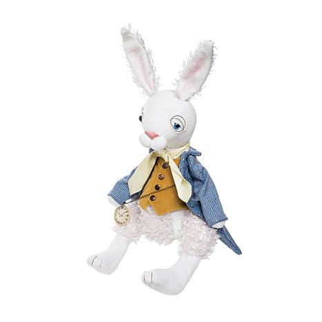 The White Rabbit Florence Lea Art Doll