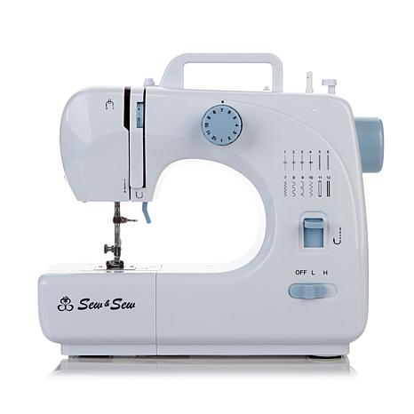 Tivax Sew & Sew Desktop Sewing Machine