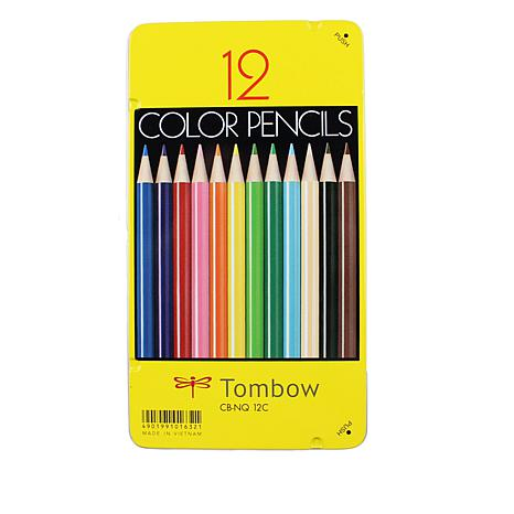 Tombow 1500 Colored Pencils 12-pack