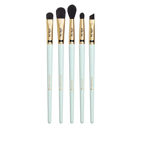 Too Faced 5-piece Mr. Right Eyeshadow Brush Set