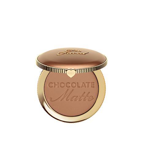 Too Faced Chocolate Soleil Long Wear Matte Bronzer