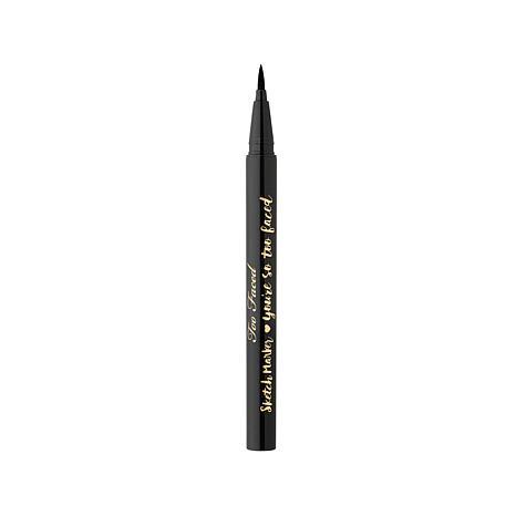 Too Faced Sketch Marker Liquid Eyeliner - Deep Black