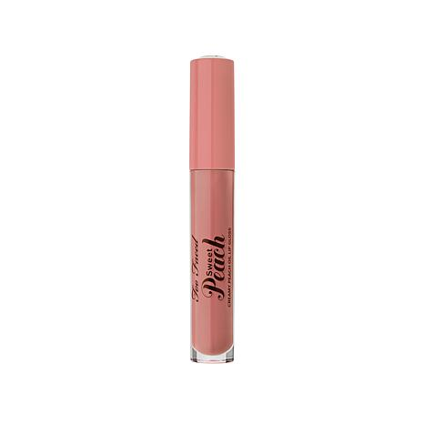 Too Faced Sweet Peach Lip Gloss - Papa Don't Peach