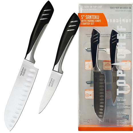 Top Chef 2-Piece Knife Set - 6554720 | Hsn