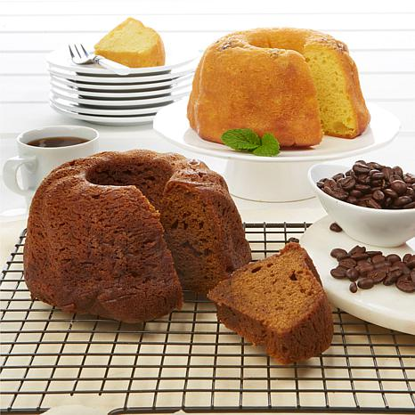 Tortuga Golden Rum Cake & Blue Mountain Coffee Rum Cake