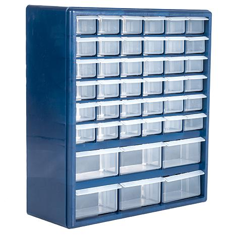 Trademark Tools Deluxe 42-Drawer Storage Box