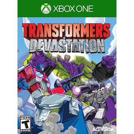 Transformers Devastation Game - Xbox 1