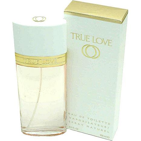 True Love - Eau De Toilette Spray 3.3 Oz