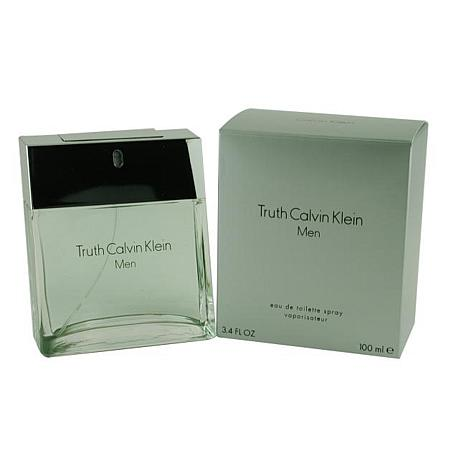 Truth For Men by Calvin Klein - EDT Spray 3.4 Oz
