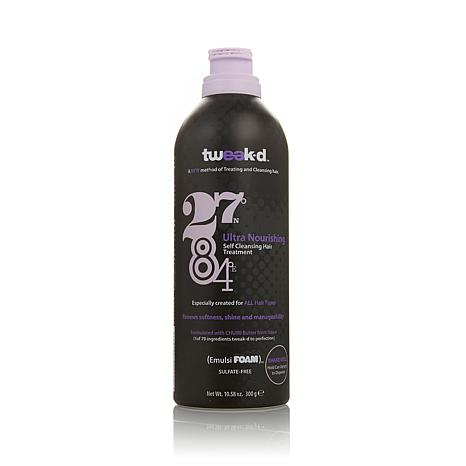 Tweak-d Ultra Nourishing Self Cleansing Hair Treatment