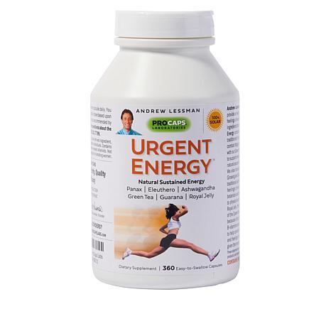 Urgent Energy - 360 Capsules