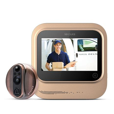 VEIU Smart Video Doorbell with 2-Way Talk and Motion Detection