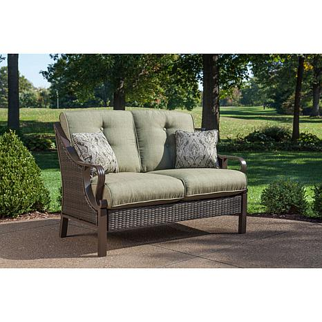 Outdoor Furniture 4 Piece Of Ventura 4 Piece Outdoor Furniture Collection 7461263 Hsn