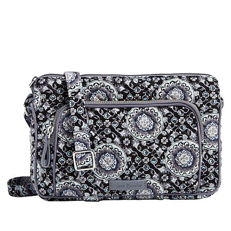 Vera Bradley Iconic Little Hipster Crossbody