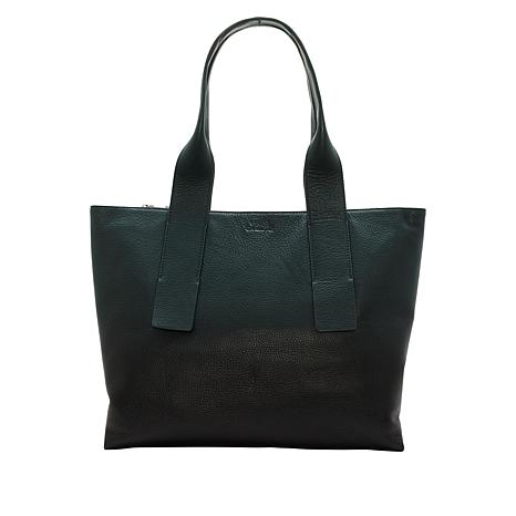 Vince Camuto Dee Leather Ombré Tote
