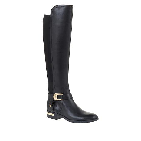 VInce Camuto Pearly Tall Leather Riding Boot
