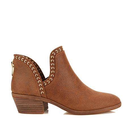Vince Camuto Prafinta Leather Ankle Bootie