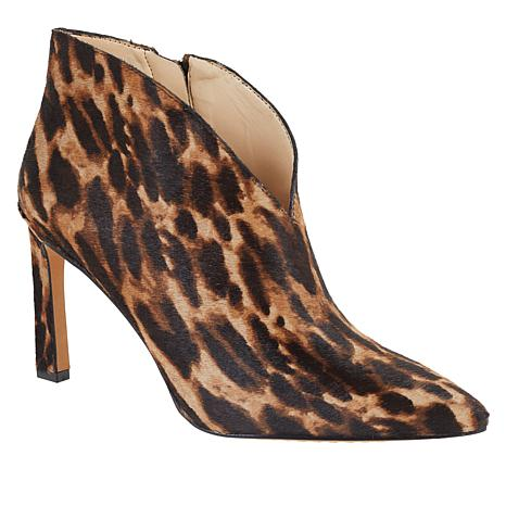 Vince Camuto Sestrind3 Leopard Haircalf Ankle Bootie