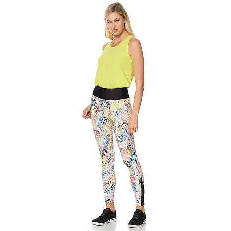Warrior by Danica Patrick DPX-Tech Tank and Compression Legging Set