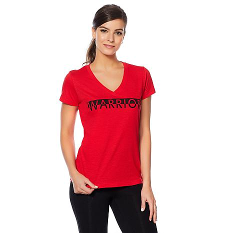 Warrior by Danica Patrick Jersey Warrior Tee