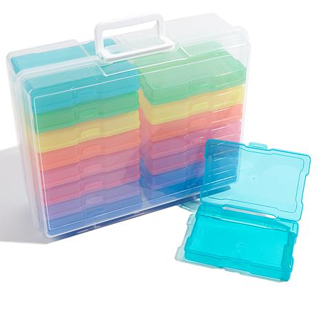We R Memory Keepers Storage Bin with Mini Cases