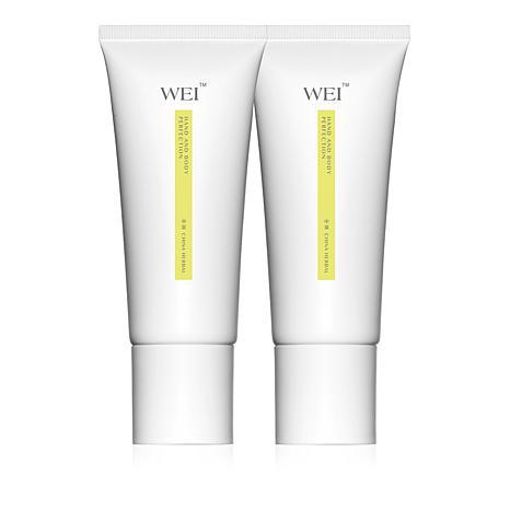 Wei™ China Herbal Hand and Body Perfection Cream Duo - 3.4 oz.