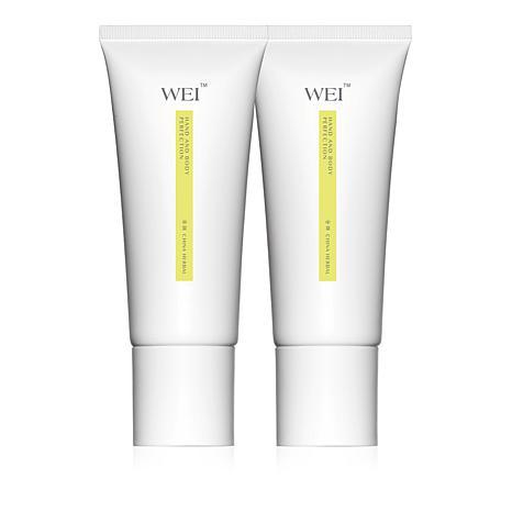 Wei™ China Herbal Hand and Body Perfection Cream Duo