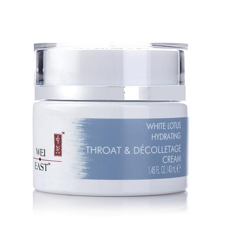 Wei East White Lotus Throat and Decolletage Cream