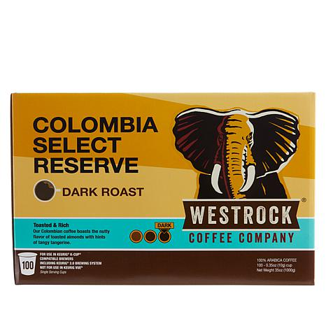Westrock® Coffee Company Colombia Select Reserve 100-ct Auto-Ship®