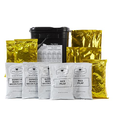 Wise Company 118-Serving Meal Booster Pack