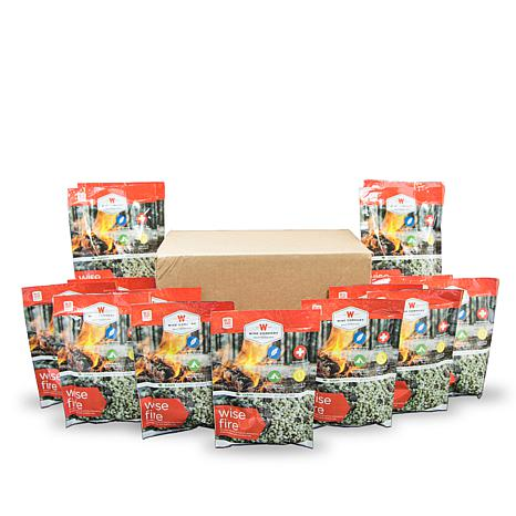 Wise Company 15 Pouches of WiseFire Fire Starter